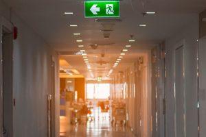 Krankenhauseinsatzpläne